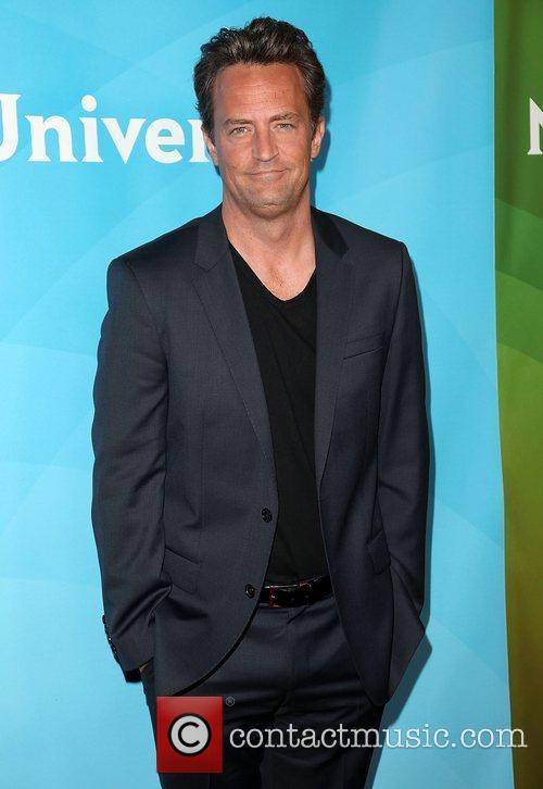 Matthew Perry and Beverly Hilton Hotel 7