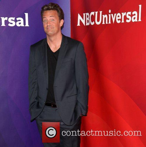 Matthew Perry and Beverly Hilton Hotel 8