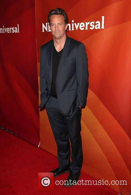 Matthew Perry and Beverly Hilton Hotel 9