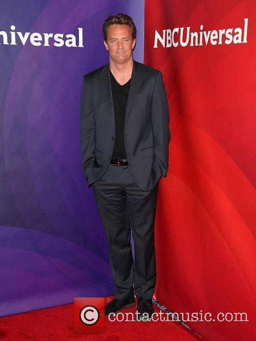 Matthew Perry and Beverly Hilton Hotel 10