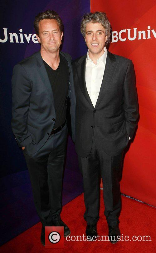 Matthew Perry and Beverly Hilton Hotel 11