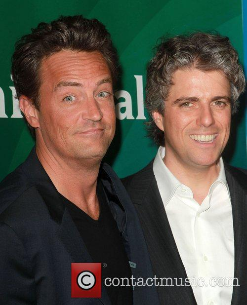 Matthew Perry, Beverly Hilton Hotel