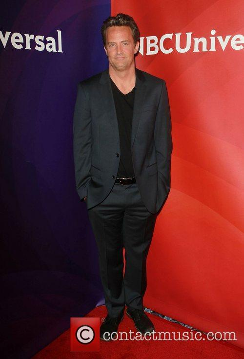 Matthew Perry and Beverly Hilton Hotel 1