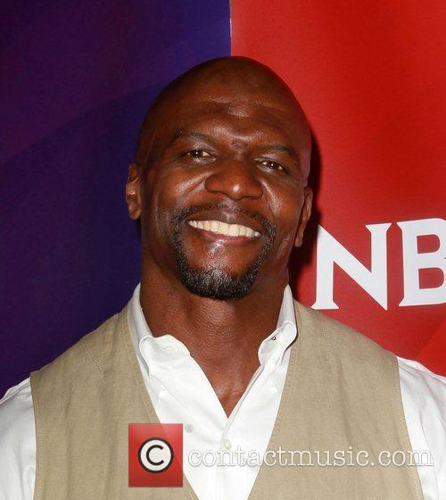 Terry Crews and Beverly Hilton Hotel 3
