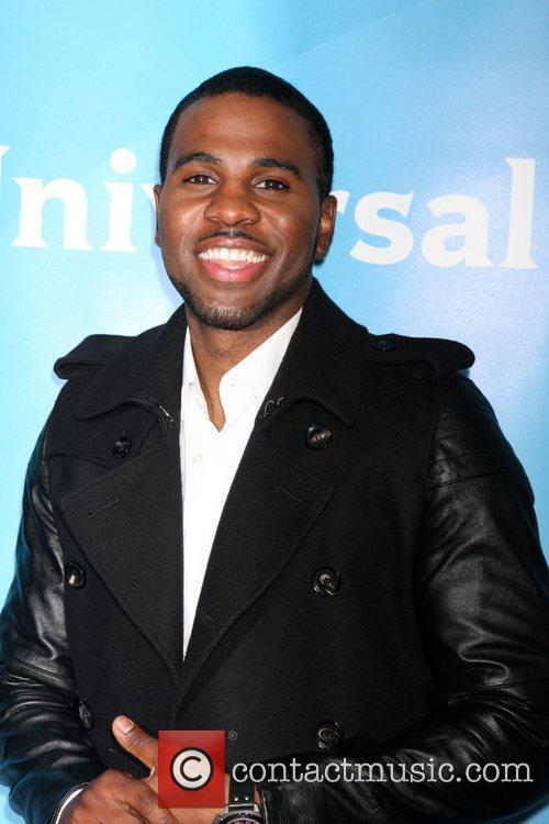 Jason Derulo and Beverly Hilton Hotel 1