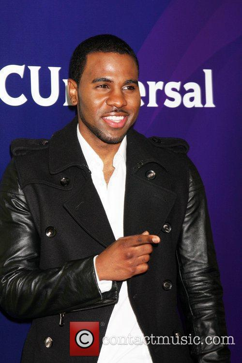 Jason Derulo and Beverly Hilton Hotel 2