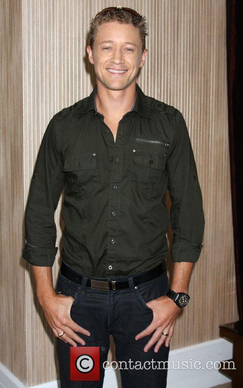 Luke Tipple  NBC Universal Press Tour at...