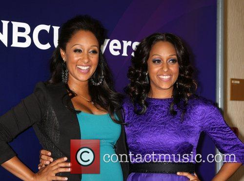 Tia Mowry and Beverly Hilton Hotel 4