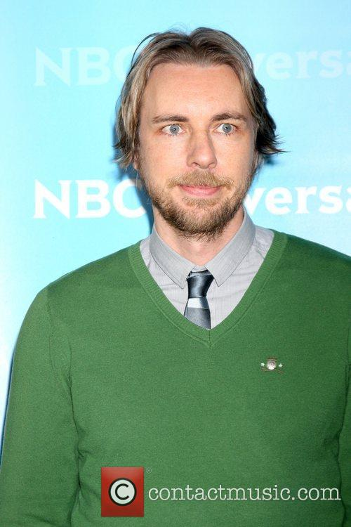 Dax Shepard NBC Universal's Winter Tour party at...