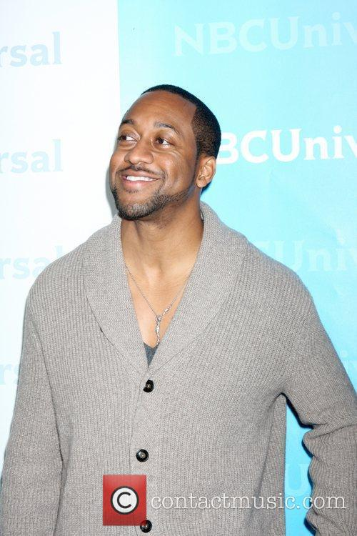 Jaleel White NBC Universal's Winter Tour party at...