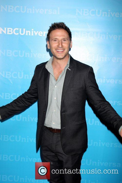 Mark Feuerstein NBC Universal's Winter Tour party at...