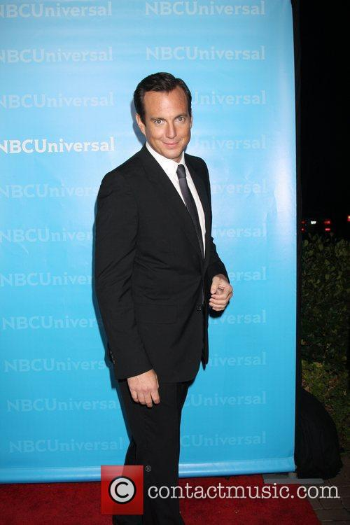 Will Arnett NBC Universal's Winter Tour party at...