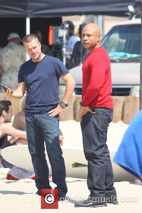 Chris O'donnell and Cool J 7