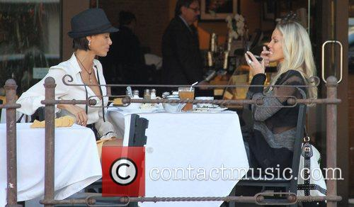 Nicole Murphy, Jessica Canseco and Beverly Hills 6