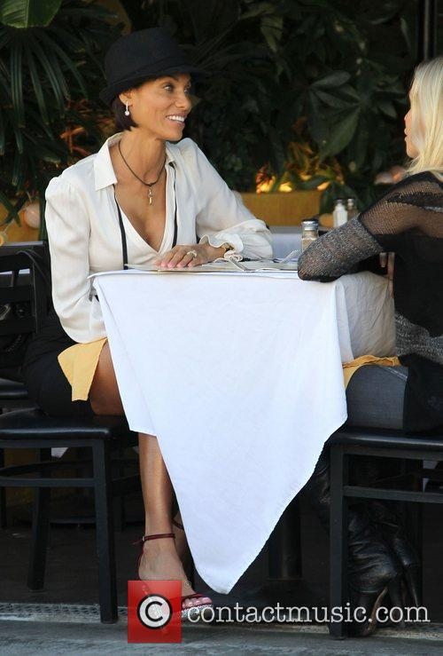 Nicole Murphy, Jessica Canseco and Beverly Hills 5