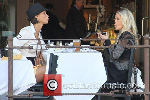 Nicole Murphy, Jessica Canseco and Beverly Hills 3