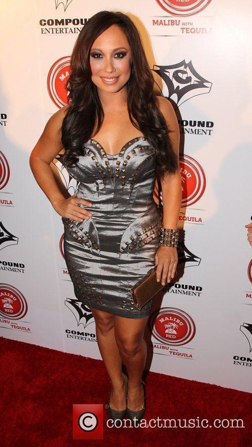 Cheryl Burke Ne-Yo & Compound Entertainment's 4th Annual...