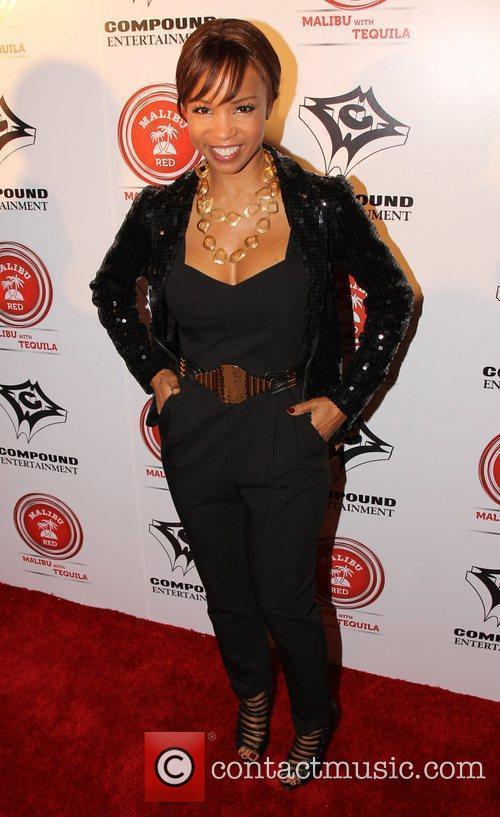 Elise Neal  Ne-Yo & Compound Entertainment's 4th...