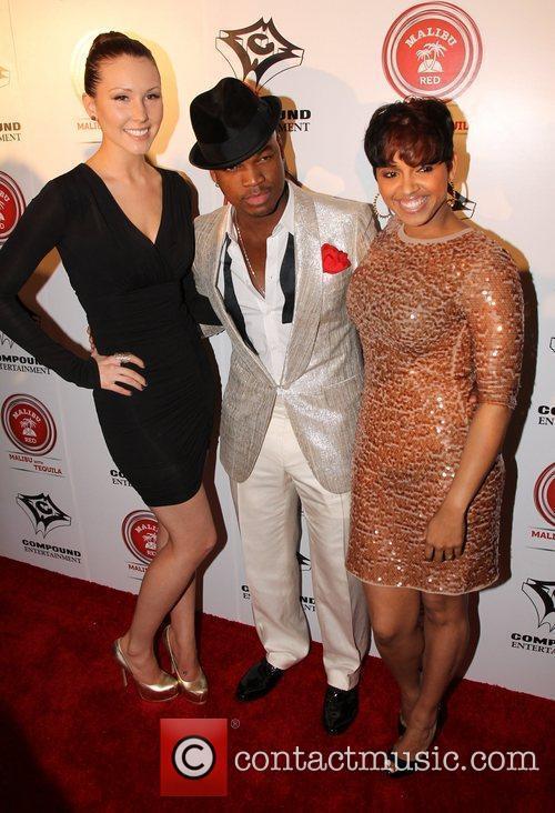 Ne-Yo and Guests Ne-Yo & Compound Entertainment's 4th...