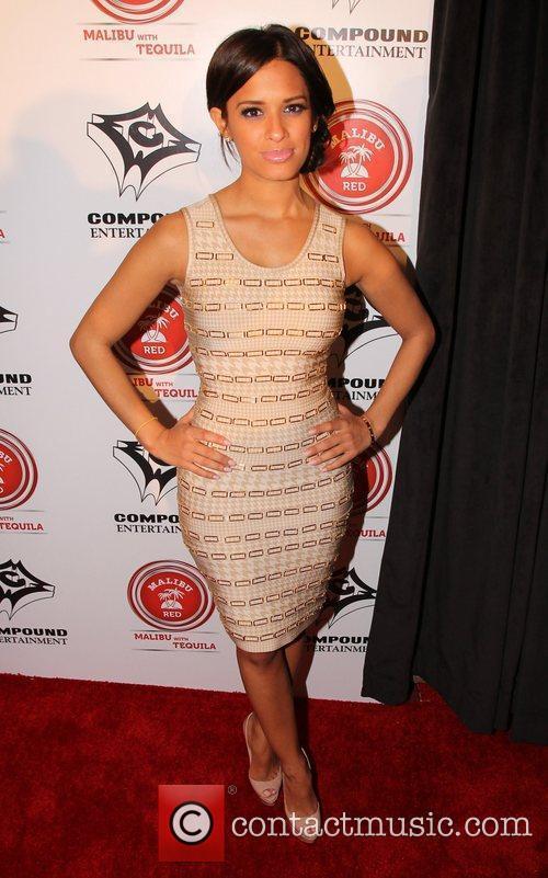 Rocsi Diaz Ne-Yo & Compound Entertainment's 4th Annual...
