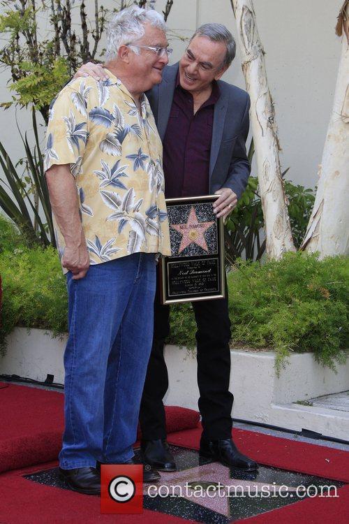 Randy Newman and Neil Diamond