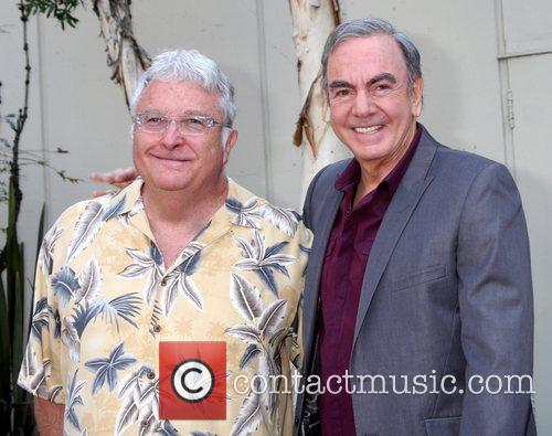 Randy Newman and Neil Diamond 6