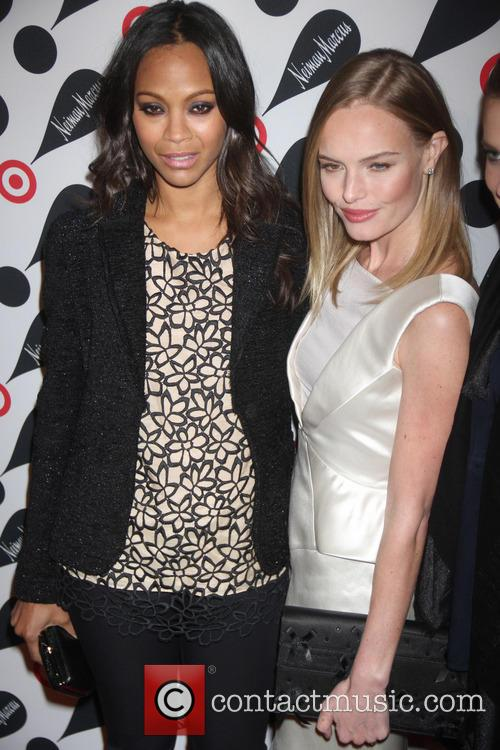 Kate Bosworth and Zoe Saldana 3