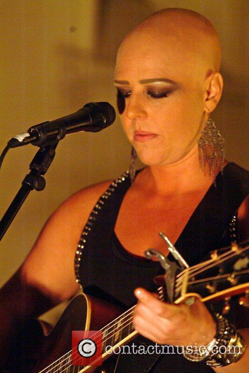 Nell Bryden performs an intimate show at St...
