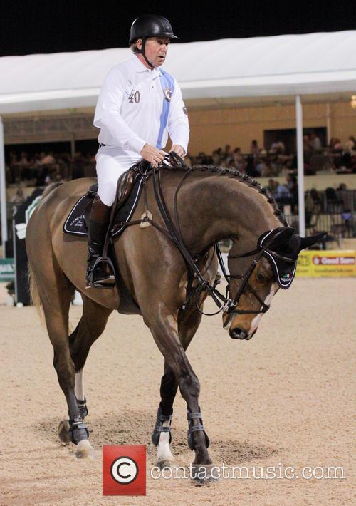 Nick Skelton Nespresso 5th Annual Battle of The...