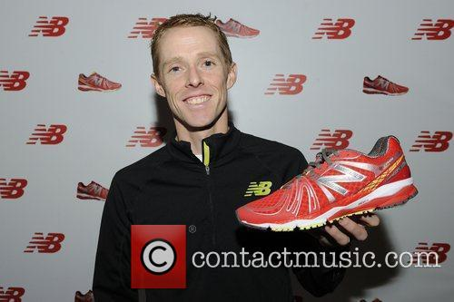 Attends the preview of 'New Balance 890 Canada...