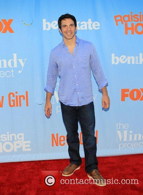 Chris Messina  at the New FOX Tuesday...