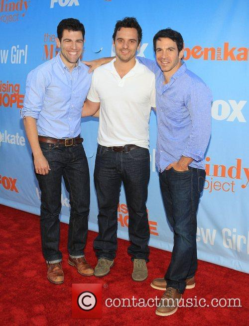 Max GreenfieldJake JohnsonChris Messina  at the New...