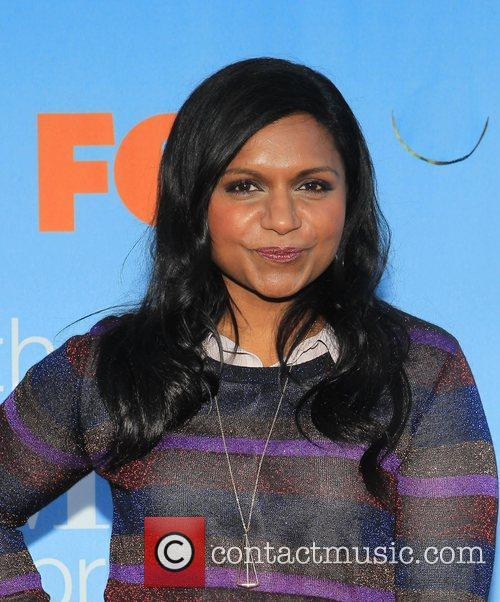 Mindy Kaling  at the New FOX Tuesday...