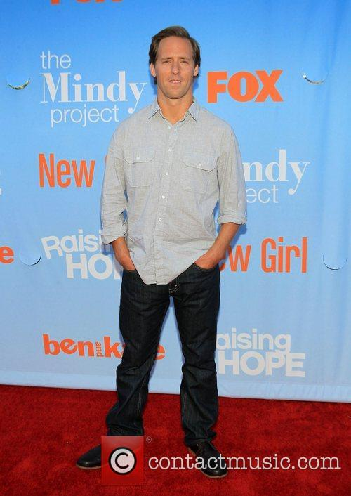 Nat Faxon  at the New FOX Tuesday...