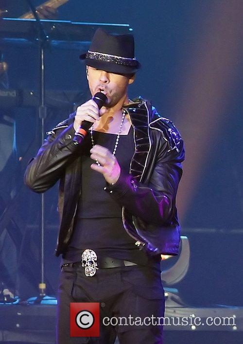 Donnie Wahlberg, New Kids On The Block and Liverpool Echo Arena 5