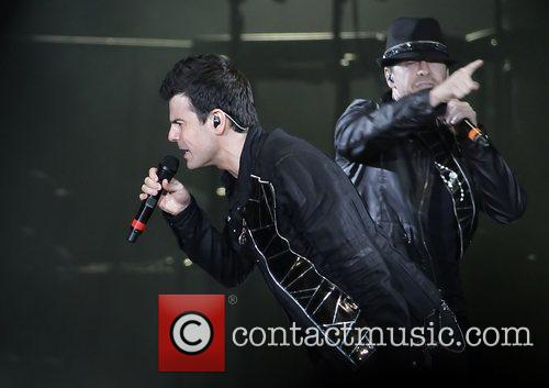 Jordan Knight, New Kids On The Block and Liverpool Echo Arena 4