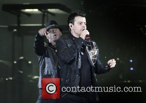 Jordan Knight, New Kids On The Block and Liverpool Echo Arena 5