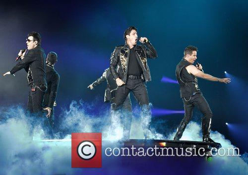 New Kids On The Block, Backstreet Boys and Liverpool Echo Arena 4