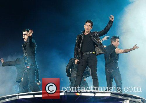 New Kids On The Block, Backstreet Boys and Liverpool Echo Arena 8