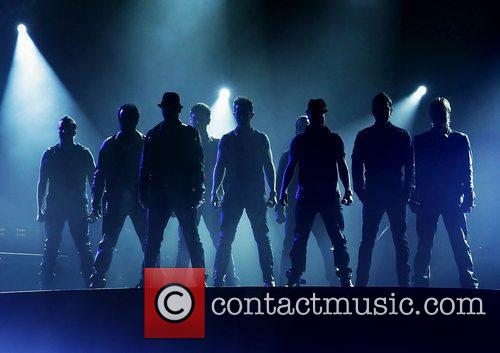 New Kids On The Block, Backstreet Boys and Liverpool Echo Arena 9