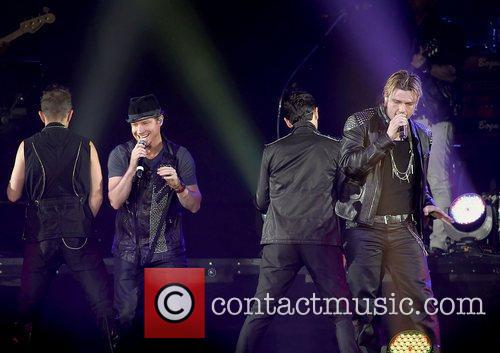 New Kids On The Block, Backstreet Boys and Liverpool Echo Arena 11