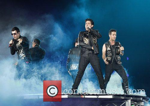 New Kids On The Block, Backstreet Boys and Liverpool Echo Arena 14