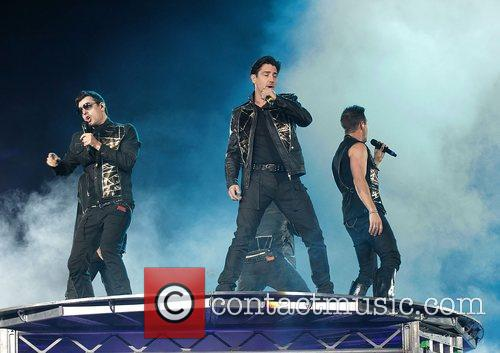 New Kids On The Block, Backstreet Boys and Liverpool Echo Arena 15