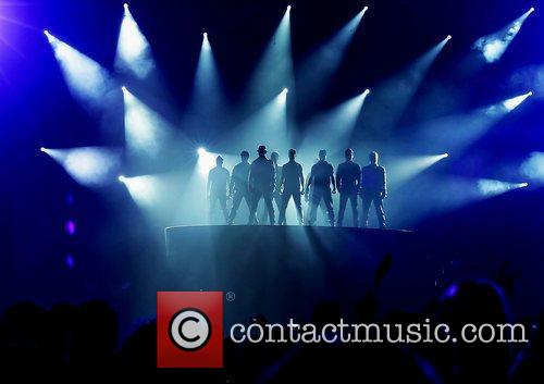 New Kids On The Block, Backstreet Boys and Liverpool Echo Arena 17