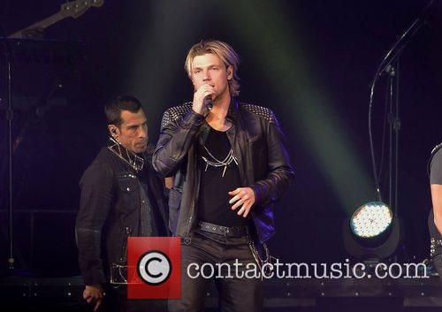 Nick Carter, Backstreet Boys and Liverpool Echo Arena 5