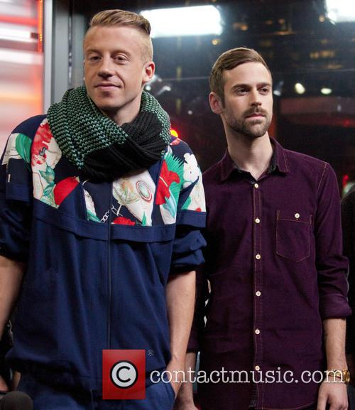 Macklemore, Ryan Lewis, Much Music's, Music, New and Live 11