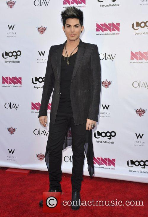Adam Lambert  LOGO's 2012 'NewNowNext' Awards held...