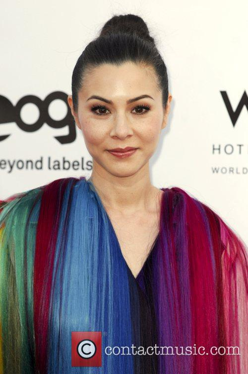 China Chow  LOGO's 2012 'NewNowNext' Awards held...
