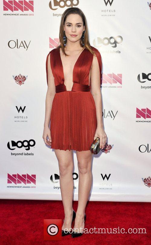 Christa Allen  LOGO's 2012 'NewNowNext' Awards held...