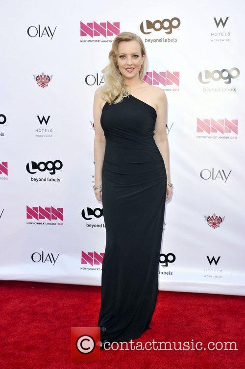Wendi Mclendon-Covey  LOGO's 2012 'NewNowNext' Awards held...